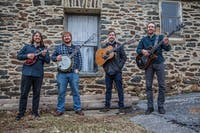 The Dirty Grass Players w/ Sam Burchfield, Cicada Rhythm