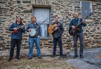 The Dirty Grass Players w/ Sam Burchfield, Cicada Rhythm