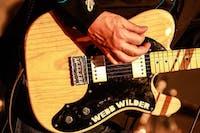 Webb Wilder at The Post
