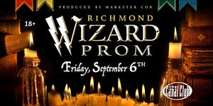 Richmond's Wizard Prom!