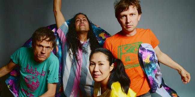 Green River Pre-party featuring Deerhoof