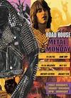 Roadhouse Metal Monday with DJ GR/EG