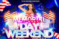 Memorial Weekend 18+ ONLY