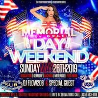 Memorial Weekend 18+ ONLY