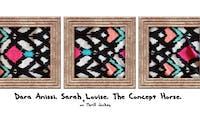Dara Anissi, Sarah Louise (Thrill Jockey), The Concept House