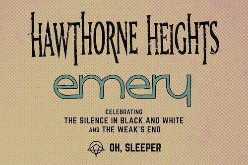 Hawthorne Heights & Emery
