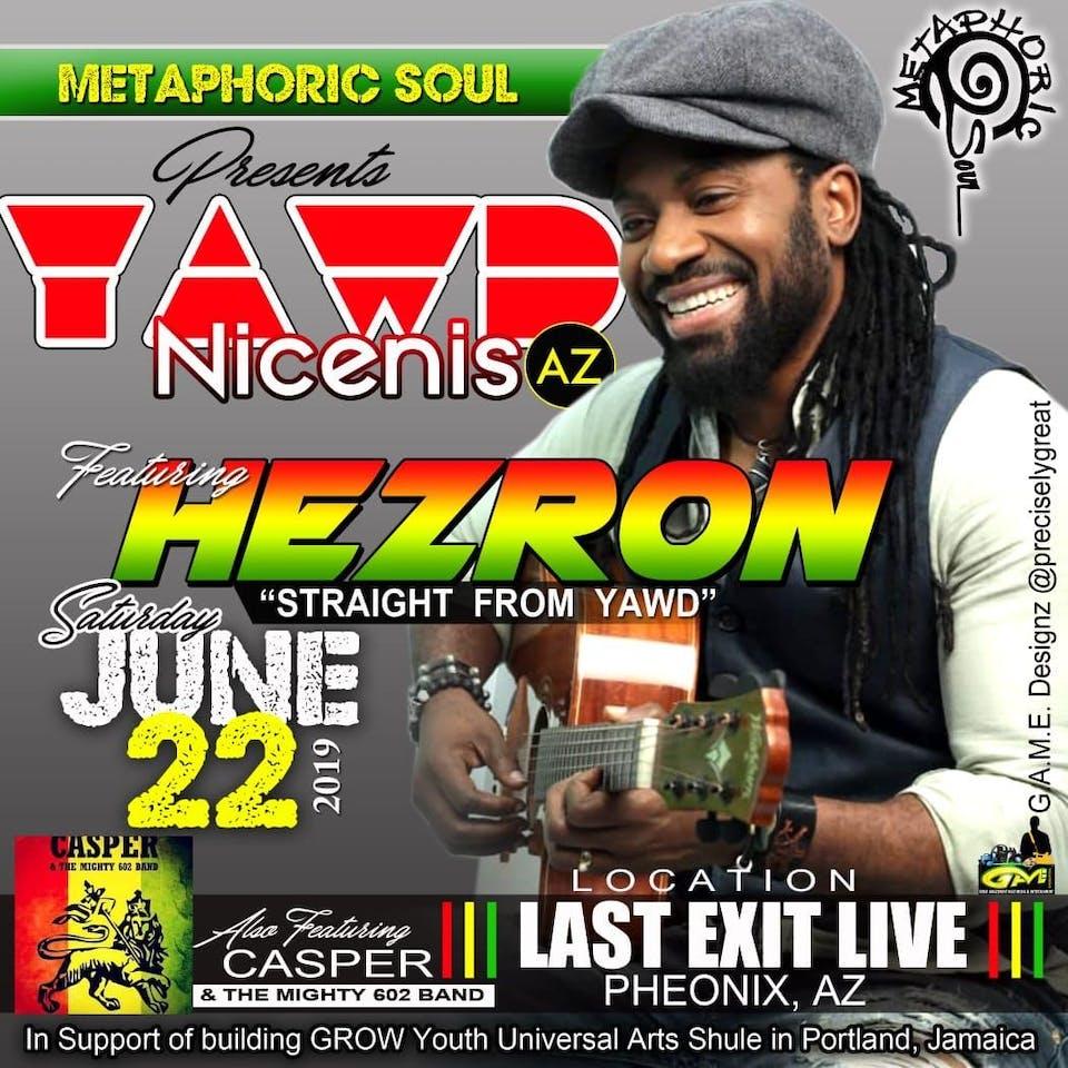YAWD NICENESS featuring HEZRON
