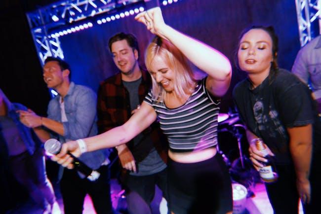 Emo + Rock Live Band Karaoke – Tickets – Moroccan Lounge