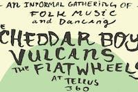 Cheddar Boys / Vulcans / Flat Wheels