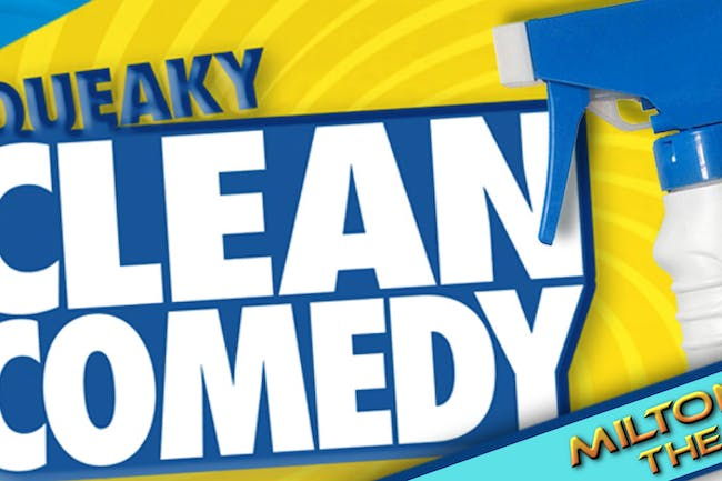 Clean Stand-Up Comedy Show