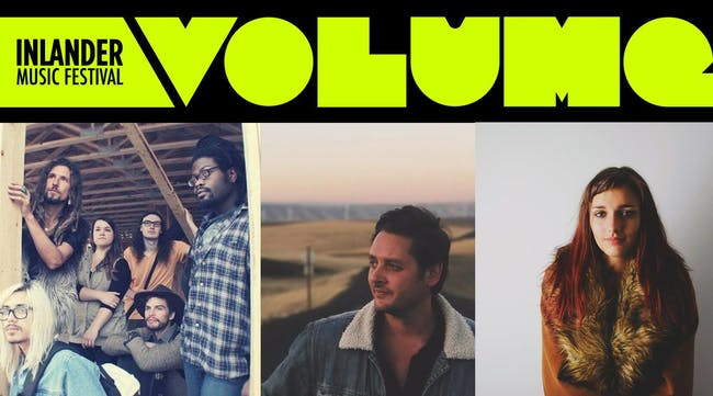 VOLUME ft: Heat Speak, Chris Molitor, Gabriella Rose