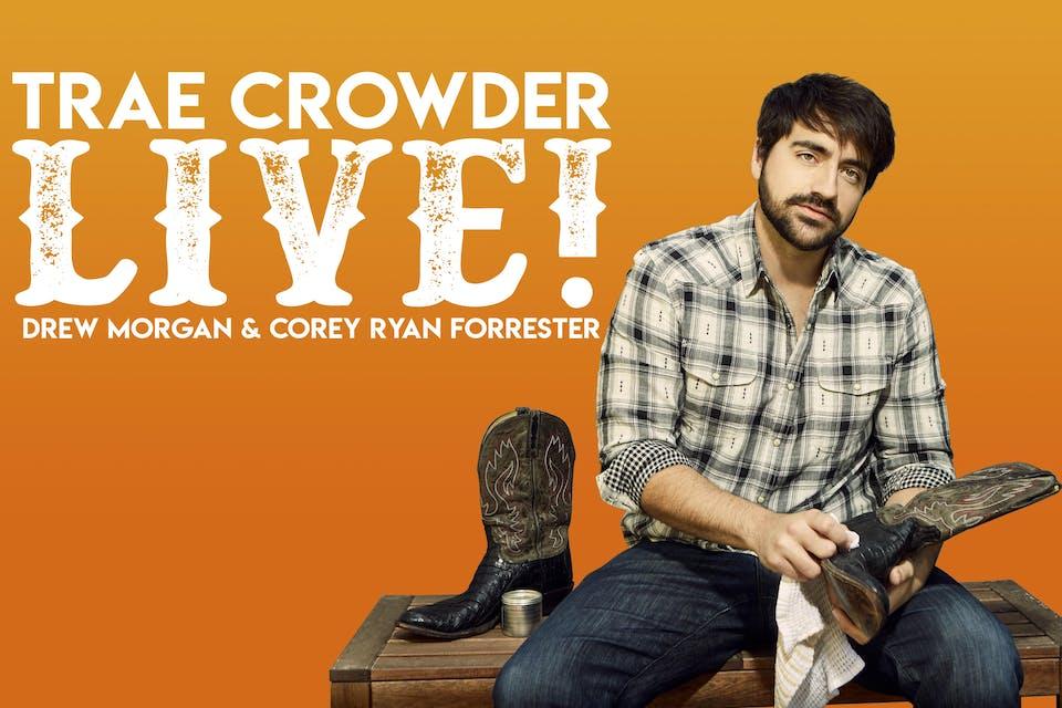 Trae Crowder Live