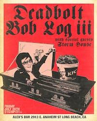Deadbolt / Bob Log III