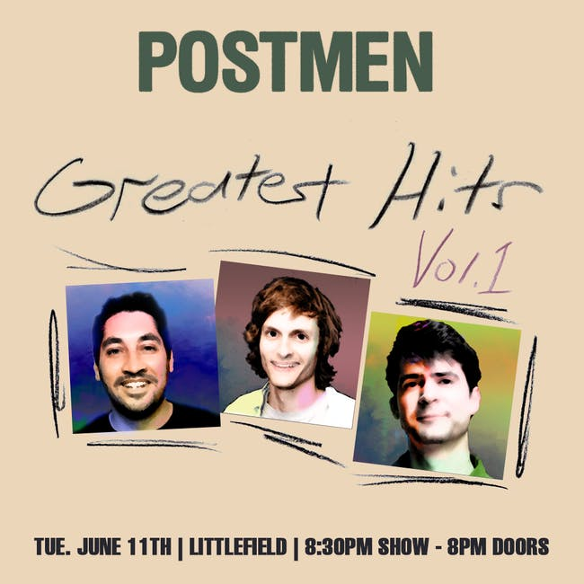 Postmen: Greatest Hits vol. 1