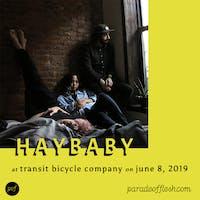 HAYBABY • MOMMY'S LITTLE BOY