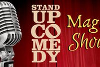 Stand-Up Comedy Magic Show