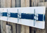 Create & Sip: Nautical Coat Rack
