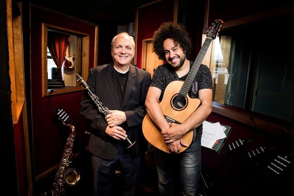 Ken Peplowski and Diego Figueiredo