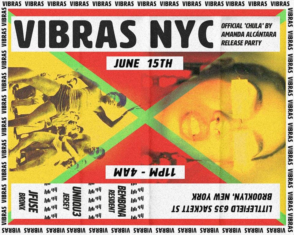 VIBRAS NYC