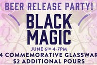 Black Magic Sour Beer Release Party