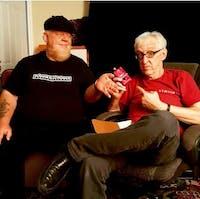 Redd Volkaert & Bill Kirchen at The Post