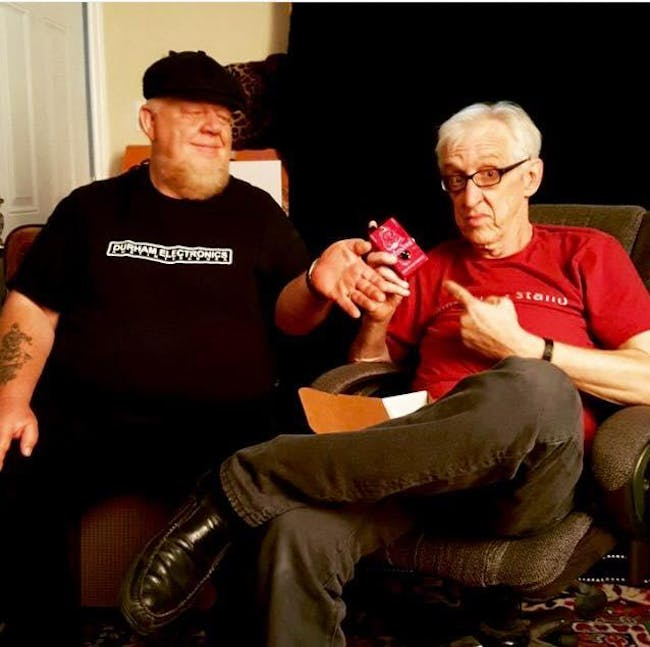 Redd Volkaert & Bill Kirchen at The Post