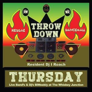 *Whiskey Junction* Throwdown Thursday with DJ I ROACH