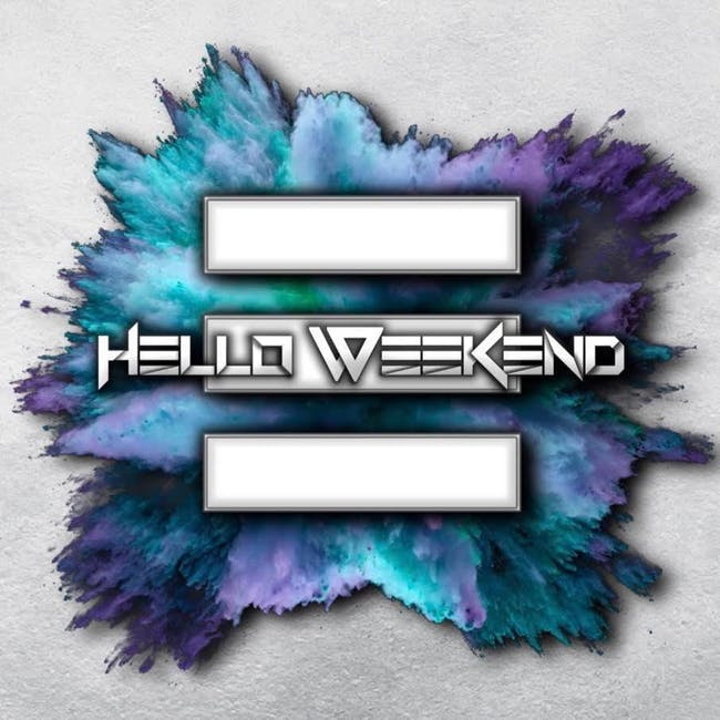 Stoplight Party with Hello Weekend