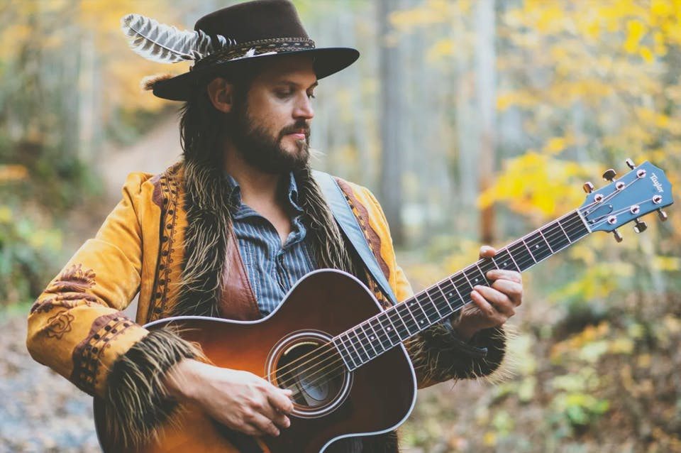 Chance McCoy (of Old Crow Medicine Show) w/ Bless Your Heart