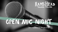 Open Mic Night with John Marvel