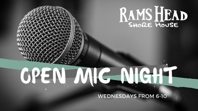 Open Mic Night with Aine O'Doherty