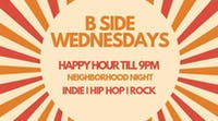 B Side Wednesdays
