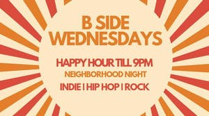 B Side Wednesdays