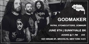 Godmaker, YATRA, Stonecutters, Somnuri at Sunnyvale!