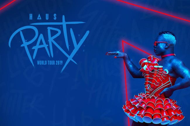 Todrick: Haus Party Tour