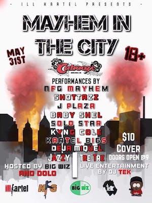 Mayhem In The City