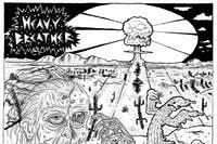Heavy Breather Record Release