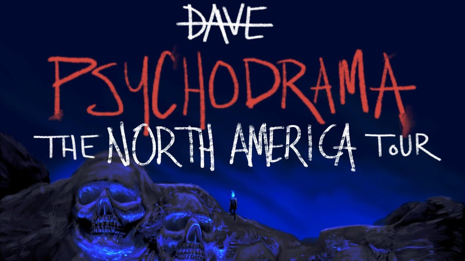 DAVE - Psychodrama: The North American Tour