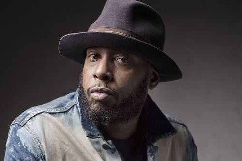 Talib Kweli with Riders Against the Storm