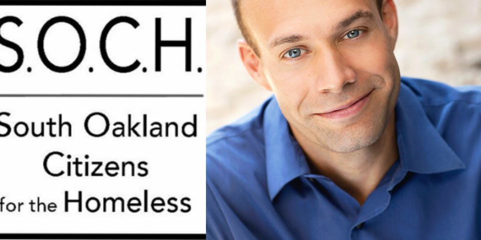Keith Alberstadt - Fundraiser for South Oakland Citizens for the Homeless