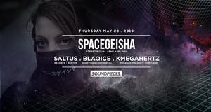 SpacegeishA, Saltus, Blaqice, Kmegahertz - Soundpieces SF