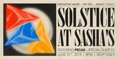 Solstice at Sasha's Penthouse