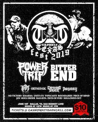 TNT Festival featuring Power Trip