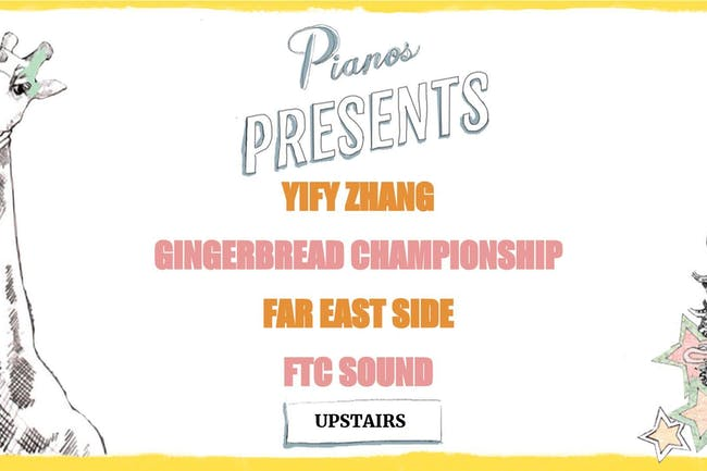Yify Zhang, Gingerbread Championship, Far East Side, FTC Sound (FREE)