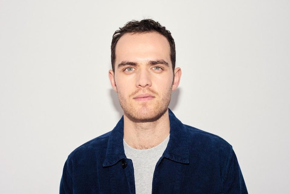Jordan Rakei with Sam Willis
