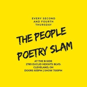The People Poetry Slam