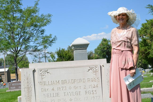 Historic Cemetery Walk - Remembering the Ladies
