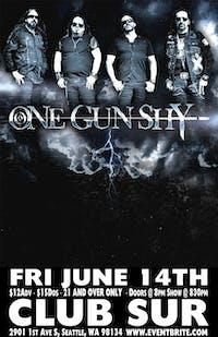 One Gun Shy/ Voodoo Death Gun/Disciples Of Dissent/ Nocturnal Mayhem