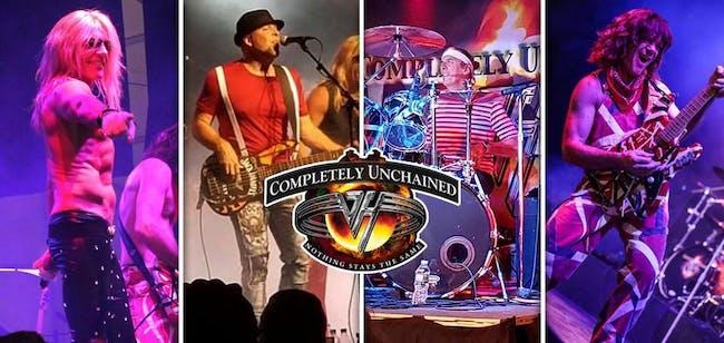 Completely Unchained Van Halen Tribute