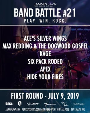 Jammin Java's Mid-Atlantic Band Battle #21 - Night 4